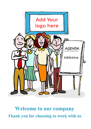 Client and Employee Welcome
