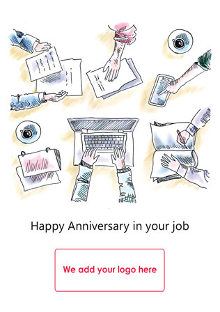 Job-Anniversary-card-JA01