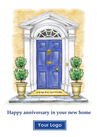 New Home Anniversary