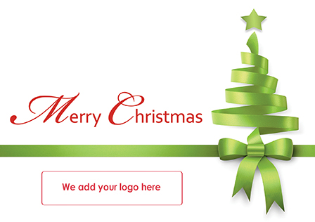 christmas card x34