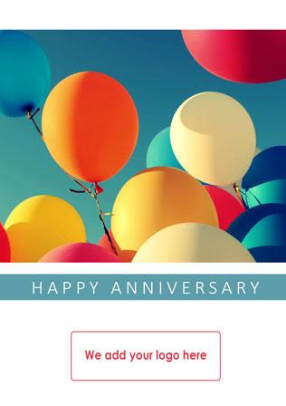 Job Anniversary Ja13 Corporate Greetings Uk