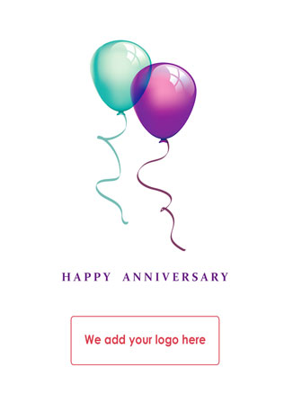 Job Anniversary Ja15 Corporate Greetings Uk