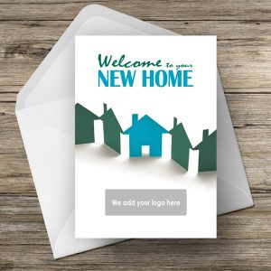 new home cards for estate agents